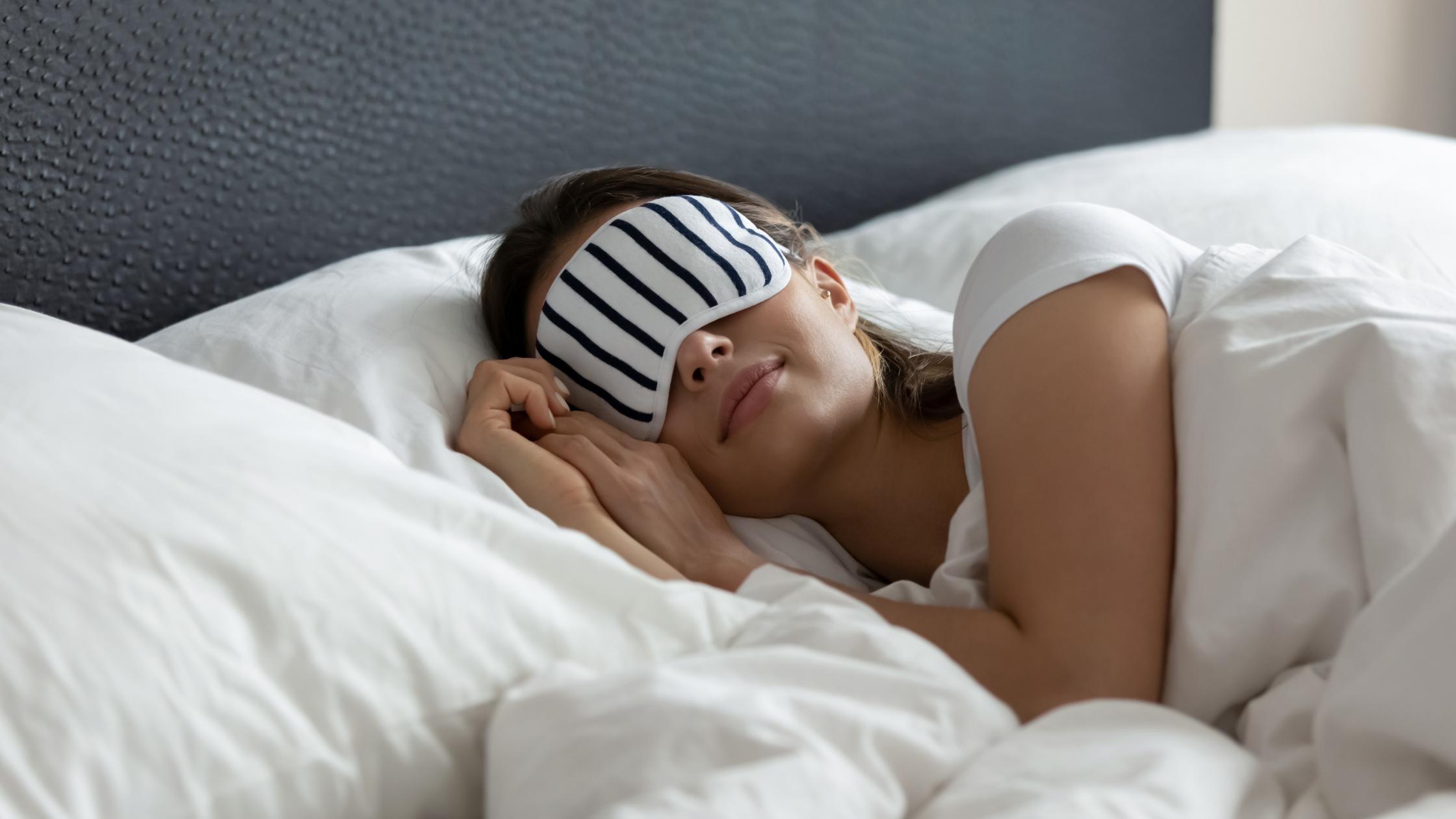 Reasons to get a good night's sleep