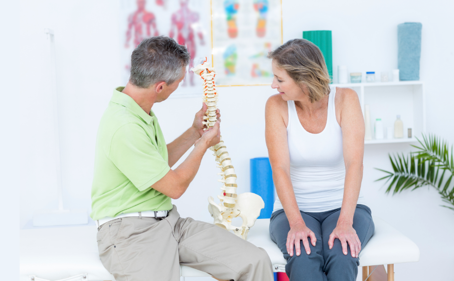 Find out more about what to expect from your first visit to a chiropractor or osteopath